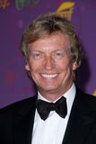 Nigel Lythgoe, Alfred Mann Royalty Free Stock Photos