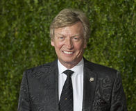 Nigel Lythgoe Arrives at the 2015 Tony Awards Stock Photos