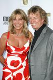 Nigel Lythgoe,Bonnie Lythgoe Royalty Free Stock Photos