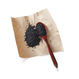 Nigella Seeds Stock Photos
