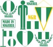 nigeria Fotografering för Bildbyråer