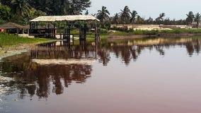 Nigeria im Winter lizenzfreie stockfotos