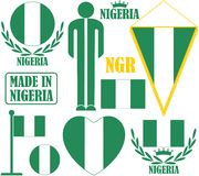 Nigeria Stock Image