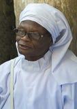 Nigerian pilgrims Royalty Free Stock Photo