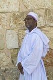 Nigerian pilgrims Royalty Free Stock Photography