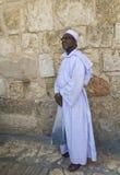 Nigerian pilgrims Royalty Free Stock Photos