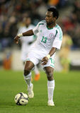 Nigerian player Ogenyi Onazi Royalty Free Stock Images