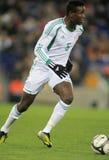 Nigerian player Solomon Kwambe Stock Photo