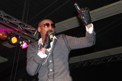 Nigerian Singer 2Face Idibia Stock Photo