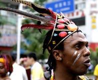 nigeriansk man Royaltyfri Fotografi