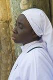 nigerianskt vallfärdar Arkivbild