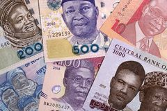 Nigeryjski Naira, tło