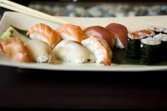 Nighiri-Sushi Royalty Free Stock Image