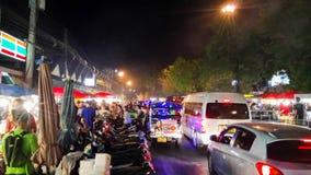 Night in chaingmai Royalty Free Stock Photo