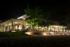 Night Architecture Stock Photos