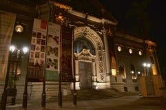 Night arts Stock Photo