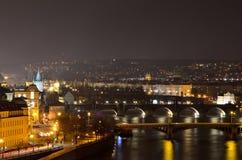 I love Prague! Stock Photography