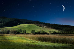 Night Background Stock Photography