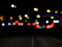 Night background Stock Images