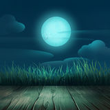 Night background Stock Photo