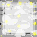 Night background vector Stock Images