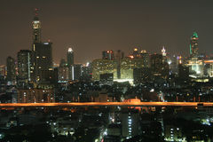 Night Bangkok Royalty Free Stock Image