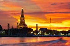 Night in Bangkok Royalty Free Stock Image