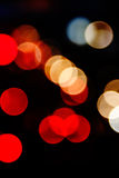Night Bokeh Background Royalty Free Stock Photo