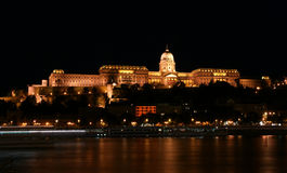 Night in Budapest Stock Image