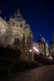 Night Budapest Royalty Free Stock Images