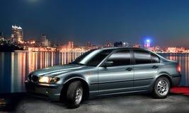 Night car Royalty Free Stock Image