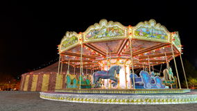 Night carnival Royalty Free Stock Photos