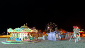 Night carnival Royalty Free Stock Photography