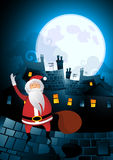 Night Before Christmas Stock Images