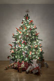The night before christmas royalty free stock photos