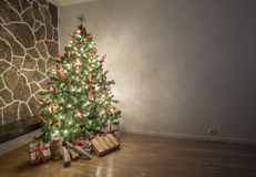 The night before christmas Stock Photography