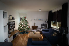 Night before christmas Stock Photography