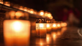 Night of Churches Royalty Free Stock Photography