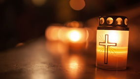 Night of Churches Stock Photography