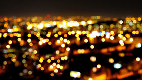 Night city Stock Photos