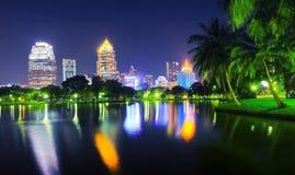 Night City Stock Photos
