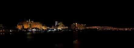 Night city royalty free stock photography