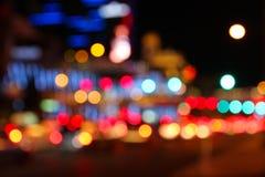 Free Night City Blur Stock Image - 75147421