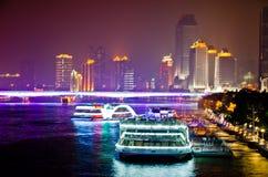 Night City. Royalty Free Stock Image