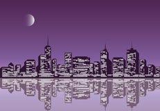 Night city. Stock Photography