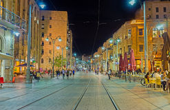 The night city Royalty Free Stock Photography
