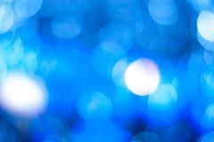 Night city street lights bokeh Stock Photos