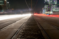Free Night City Traffic Stock Photography - 50246932