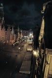 Night City View Royalty Free Stock Photos