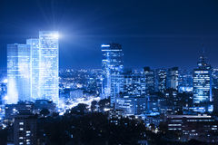 Night Cityscape Royalty Free Stock Photo